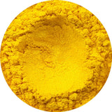 Sunflower yellow cosmetic mica powder