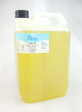 Organic cold pressed castor oil for skin and hair treatments 5 litres wholesale