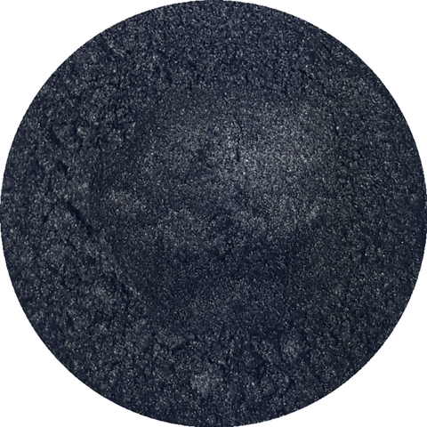 Black Sparkle Cosmetic Mica Powder
