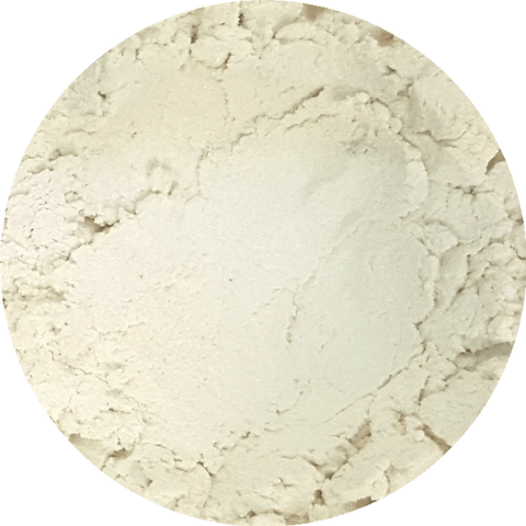Arctic White Cosmetic Mica Powder