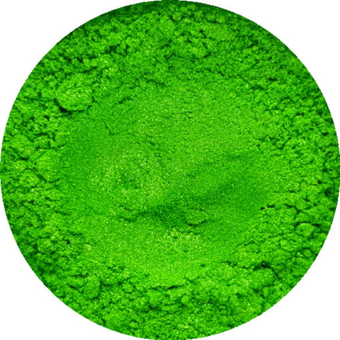 Pistachio Green Cosmetic Mica Powder