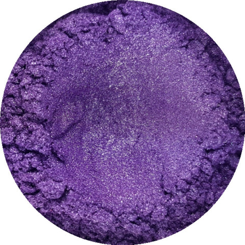 Purple Passion Cosmetic Mica Powder Thesoapery