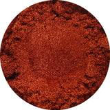 Desert Orange Cosmetic Mica Powder
