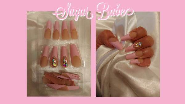 False Nails (Sugar Babe)