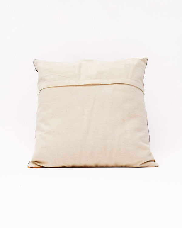 Indian Silk Pillow