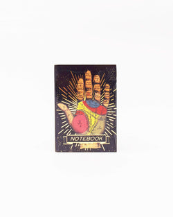 Palmistry and Phrenology Notepad