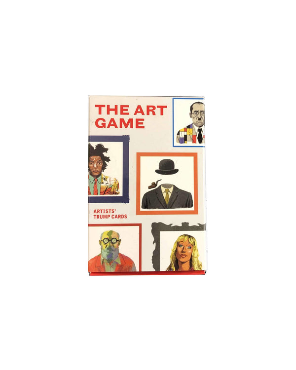 The Art Game Playing Cards