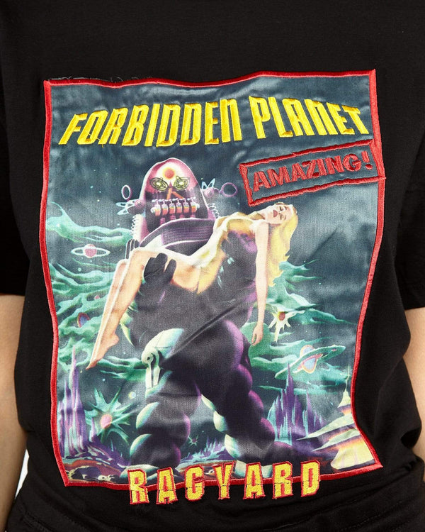 Forbidden Planet Panel T-shirt