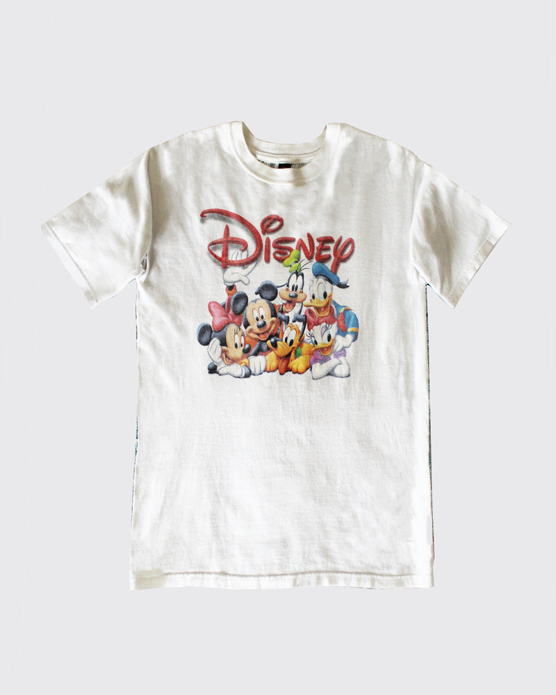 Vintage Disney Sequin Back T-shirt
