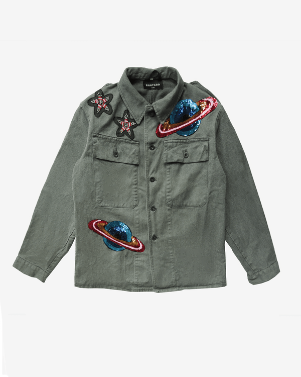 Bowie Patch Jacket