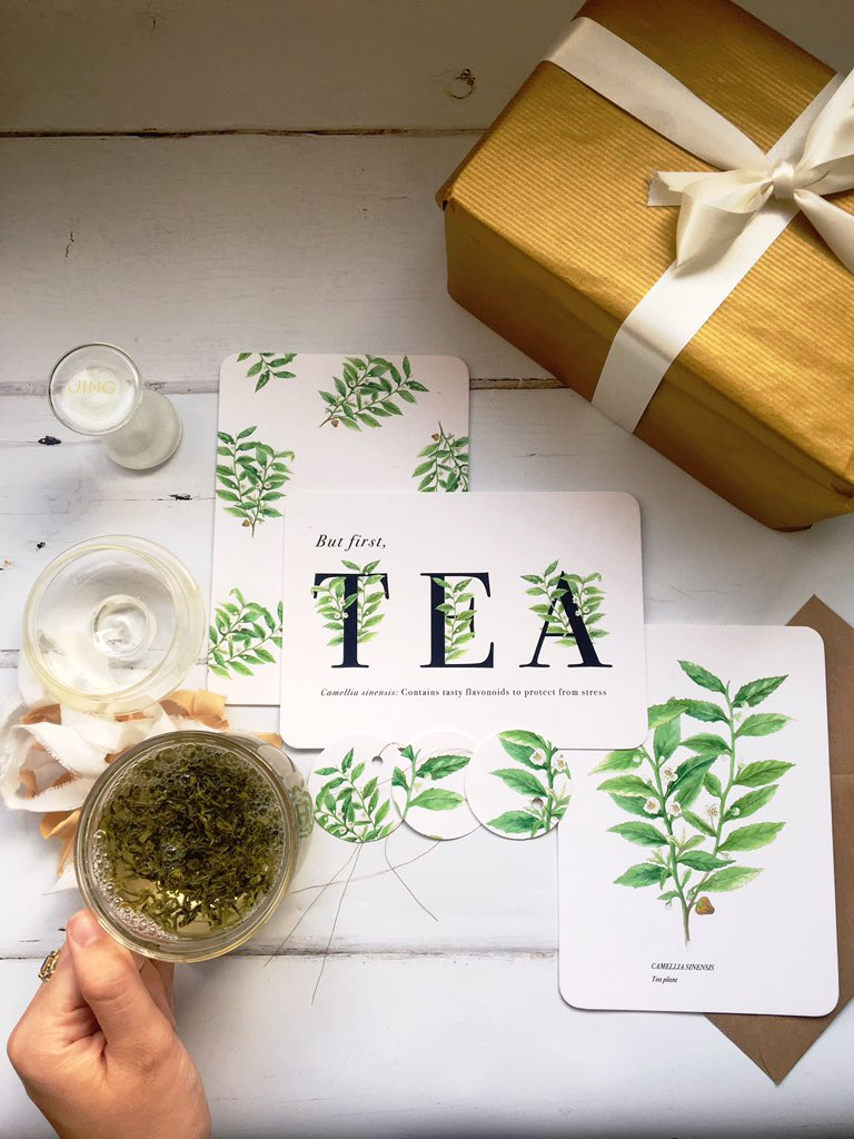 Five facts about tea