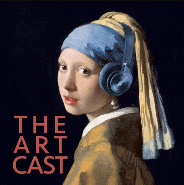 The Artcast: a new, accessible podcast about art exhibitions