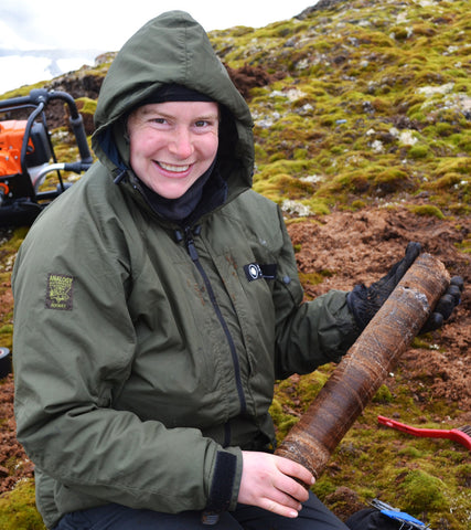 Dr Jessica Royles, botanist and moss specialist