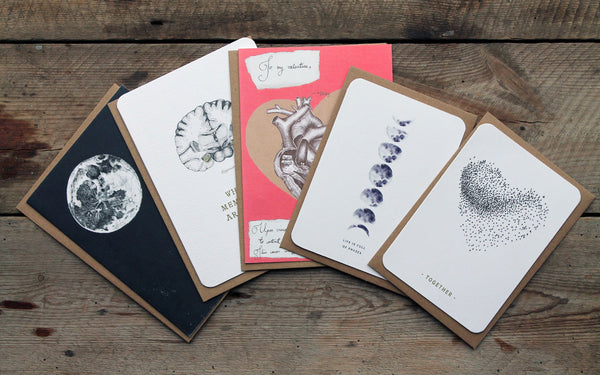 Seconds card bundle of 5