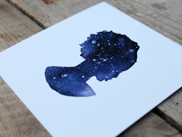 We Are Stardust print - all profits to Black-owned nature organisations