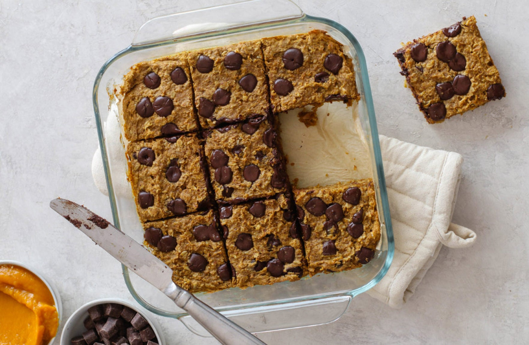 pumpkin chocolate chip recipe