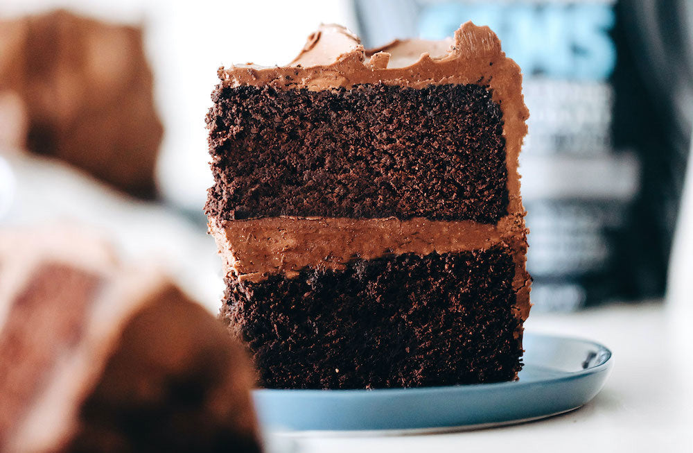 Vegan Paleo Hu Dark Chocolate Cake Recipe