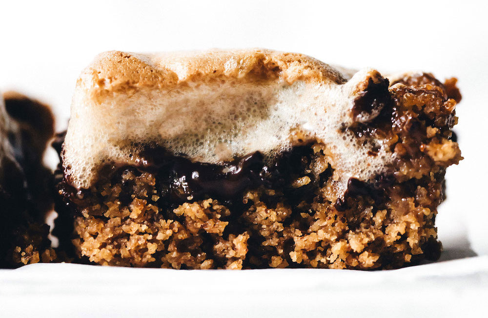 Vegan Halfway Cookie Bars Recipe