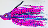 Deposit Swim Jig HD Rubber Flash Series