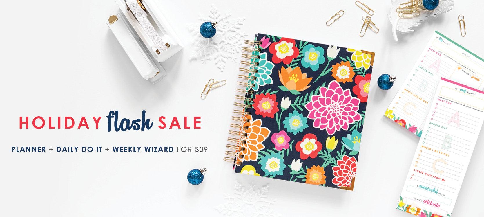 holiday flash sale collection living well shop
