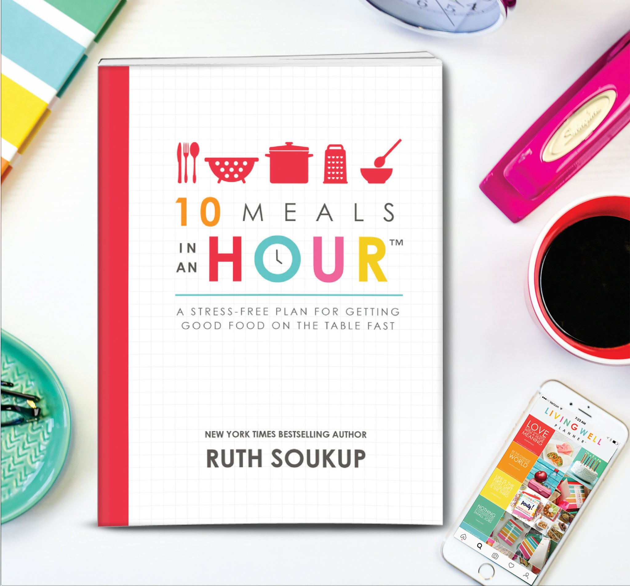 10 Meals in an Hour Bundle {Digital Download}