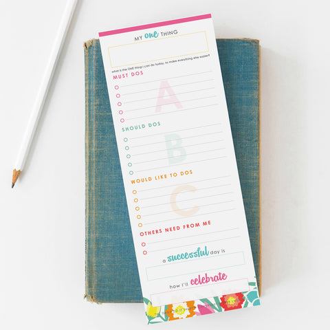 Daily Do It™ Sticky Notes {New & Improved!}