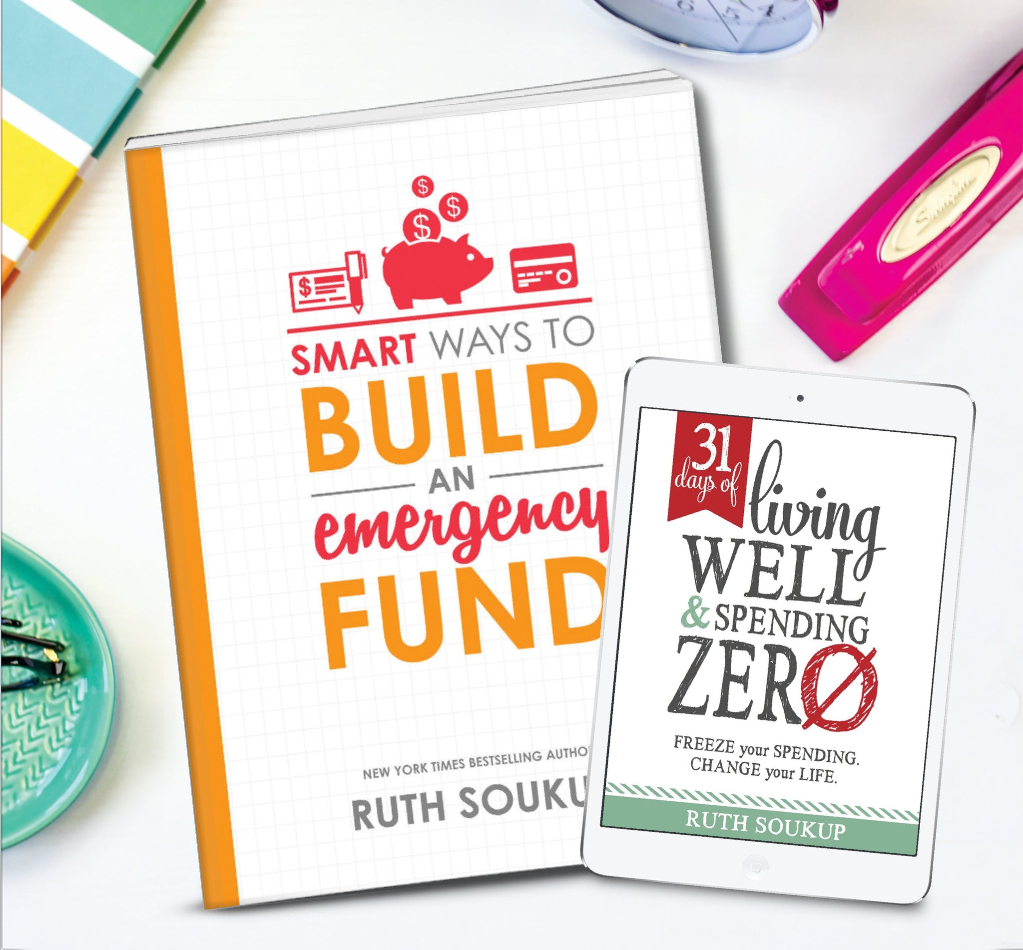 Financial Rescue Pack Bundle {Special Offer}