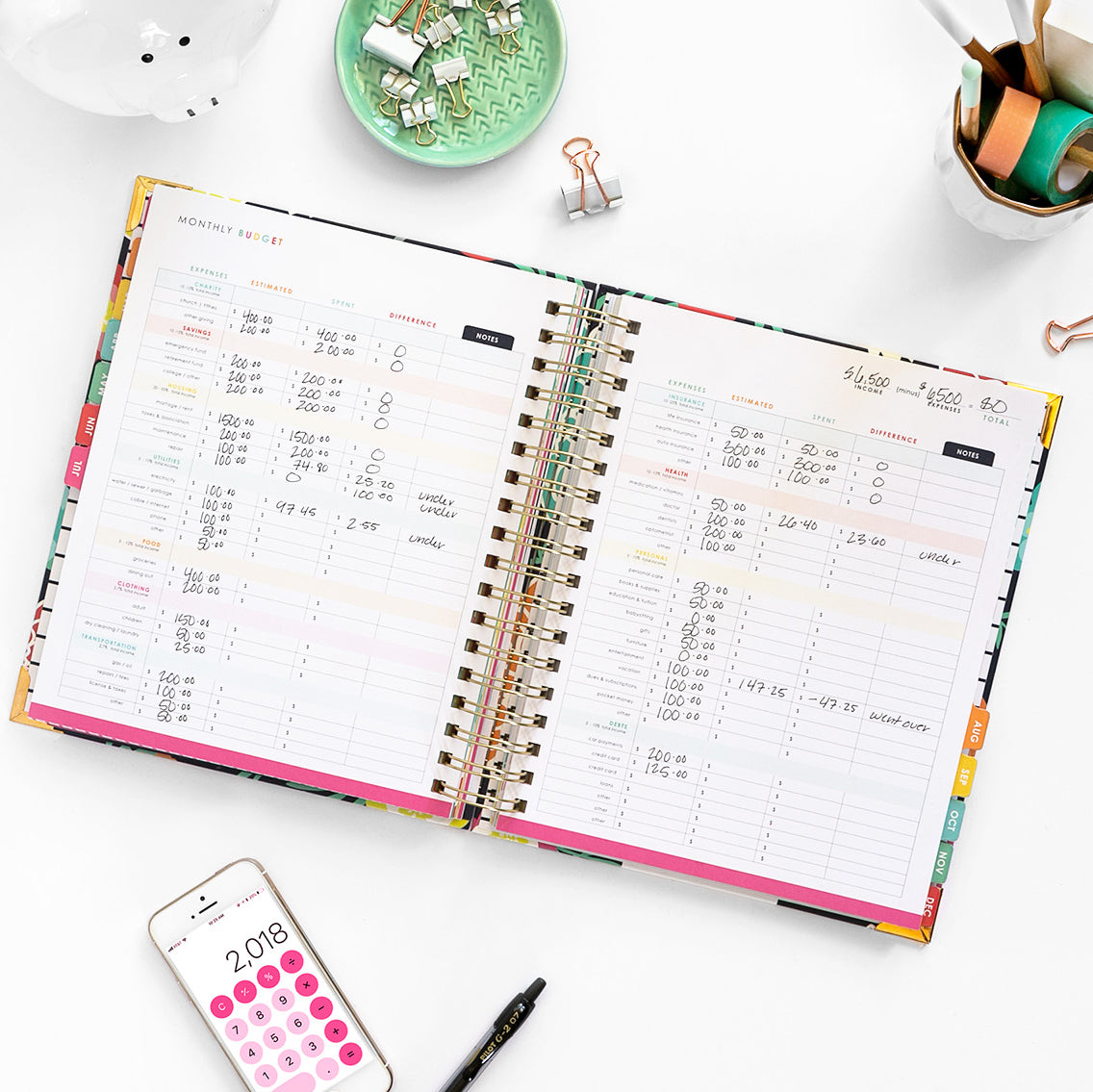 Living Well Planner® {Bundle Special Offer}