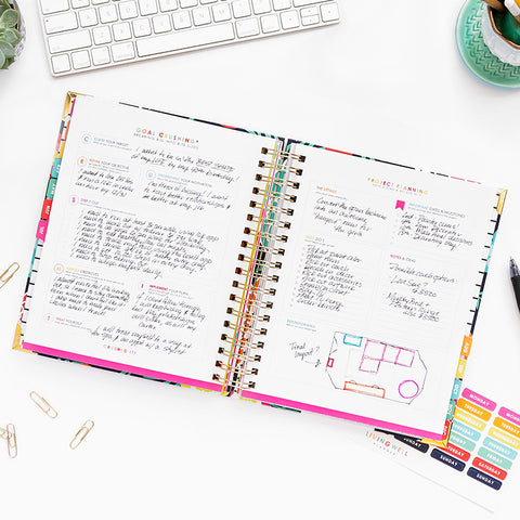 the Living Well Planner