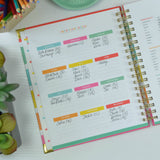 Important Dates Sheet {Digital Download}