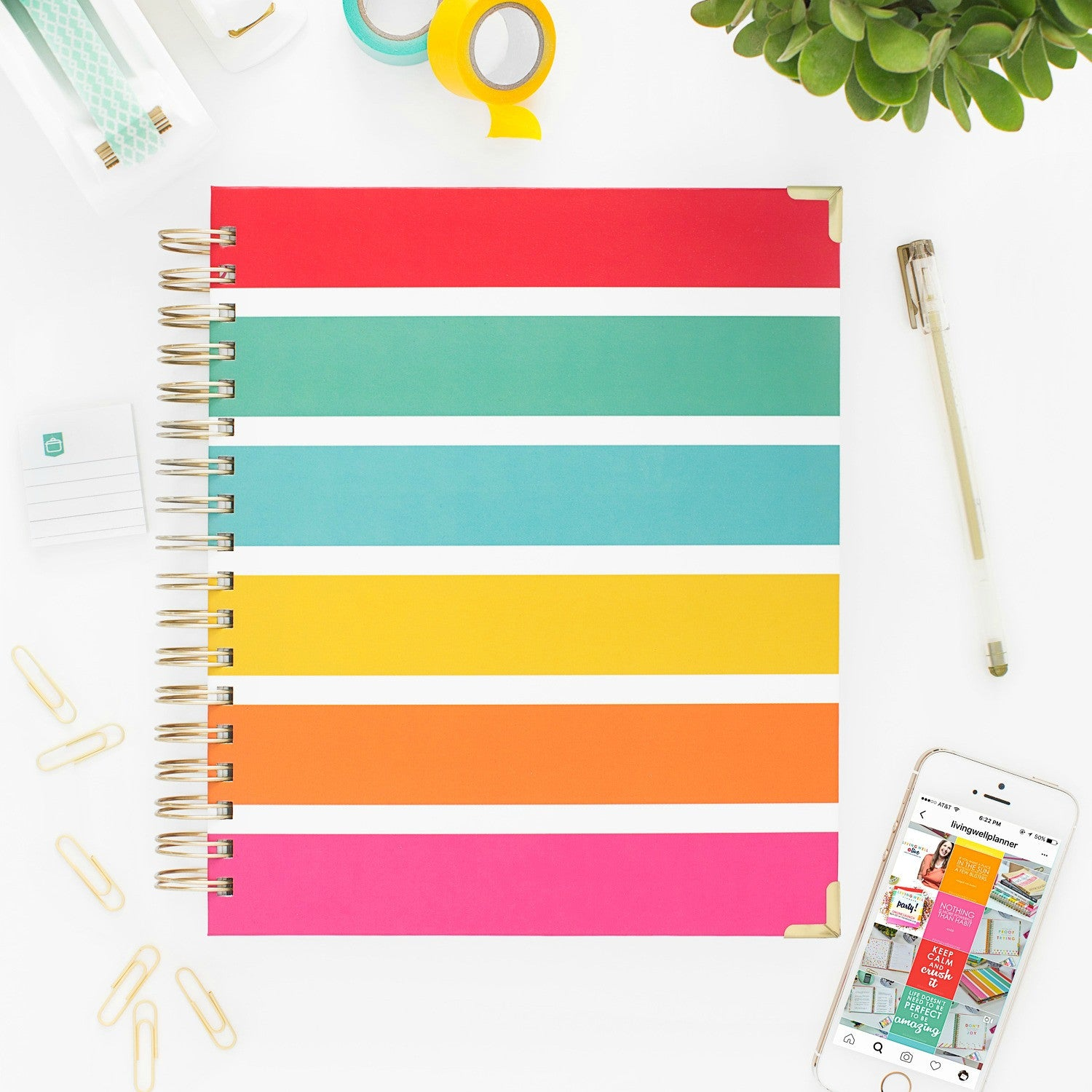Living Well Planner® {Special Offer}