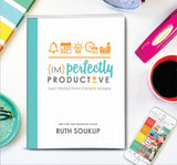 (IM)Perfectly Productive Bundle {Digital Download}