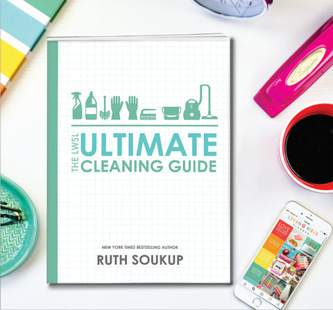 Ultimate Cleaning Guide {Digital Download}