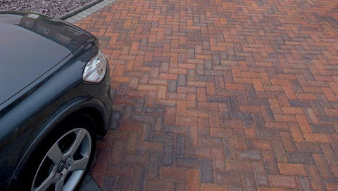 Driveline Priora Permeable Block Paving