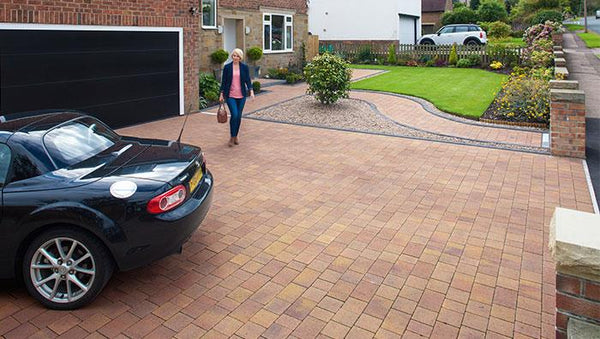 Drivesett Savanna Block Paving