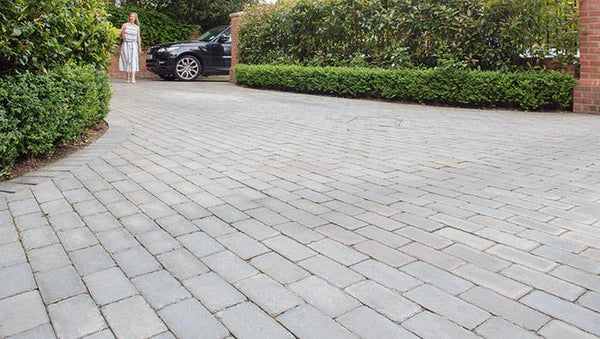 Fairstone Sawn and Tumbled Setts