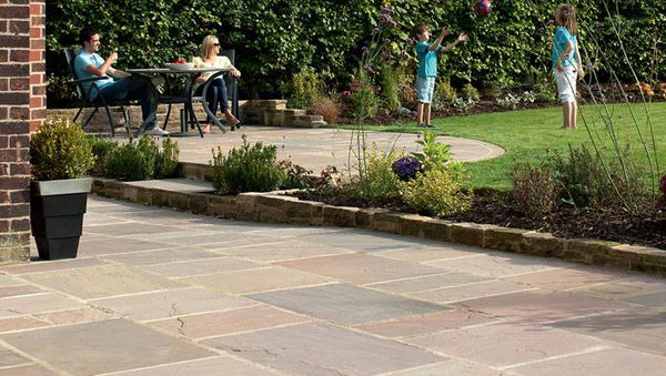 Indian Sandstone Paving
