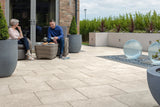 Symphony natural vitrified paving