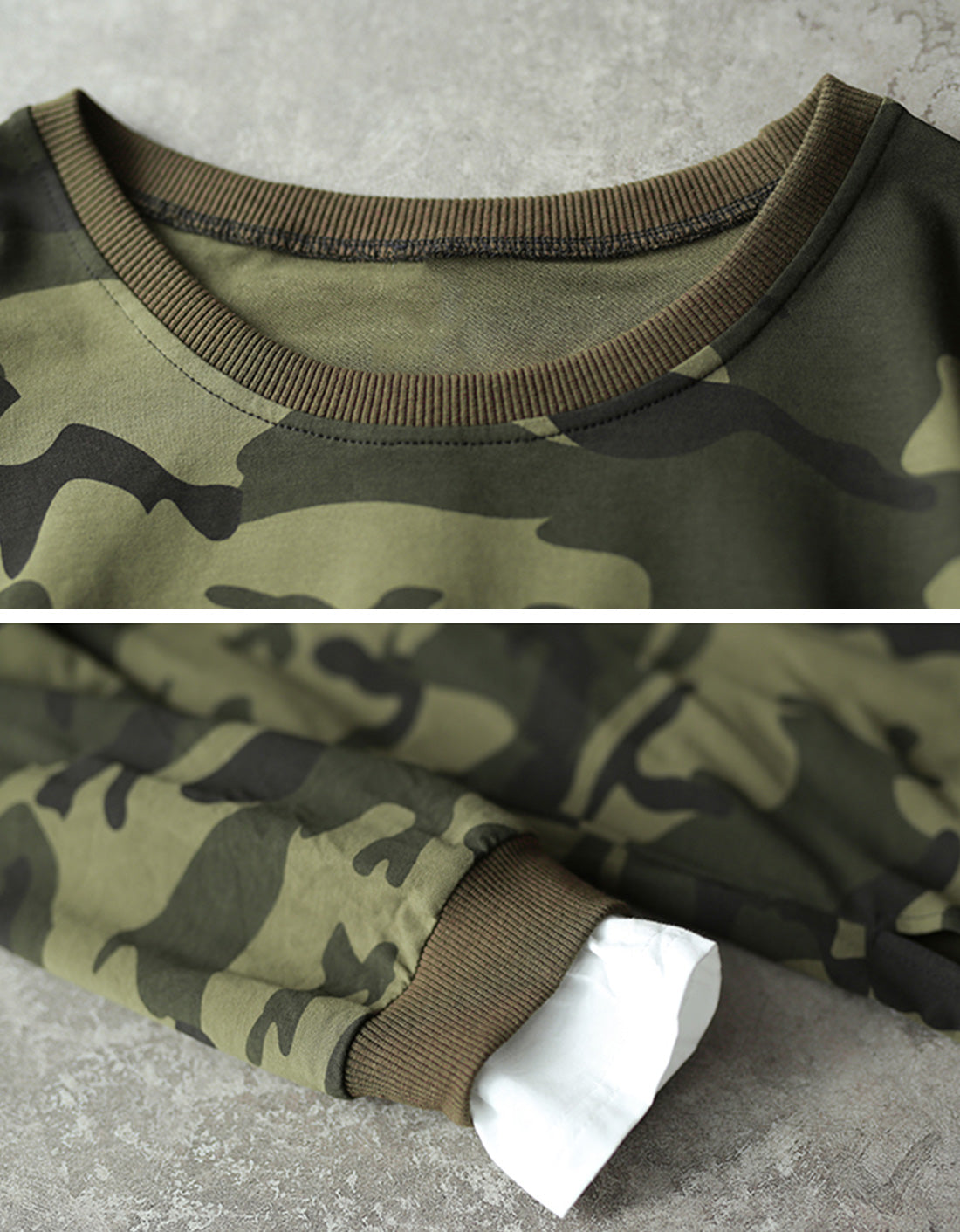 Camouflage Carnival Cotton Co-Ords Details 1