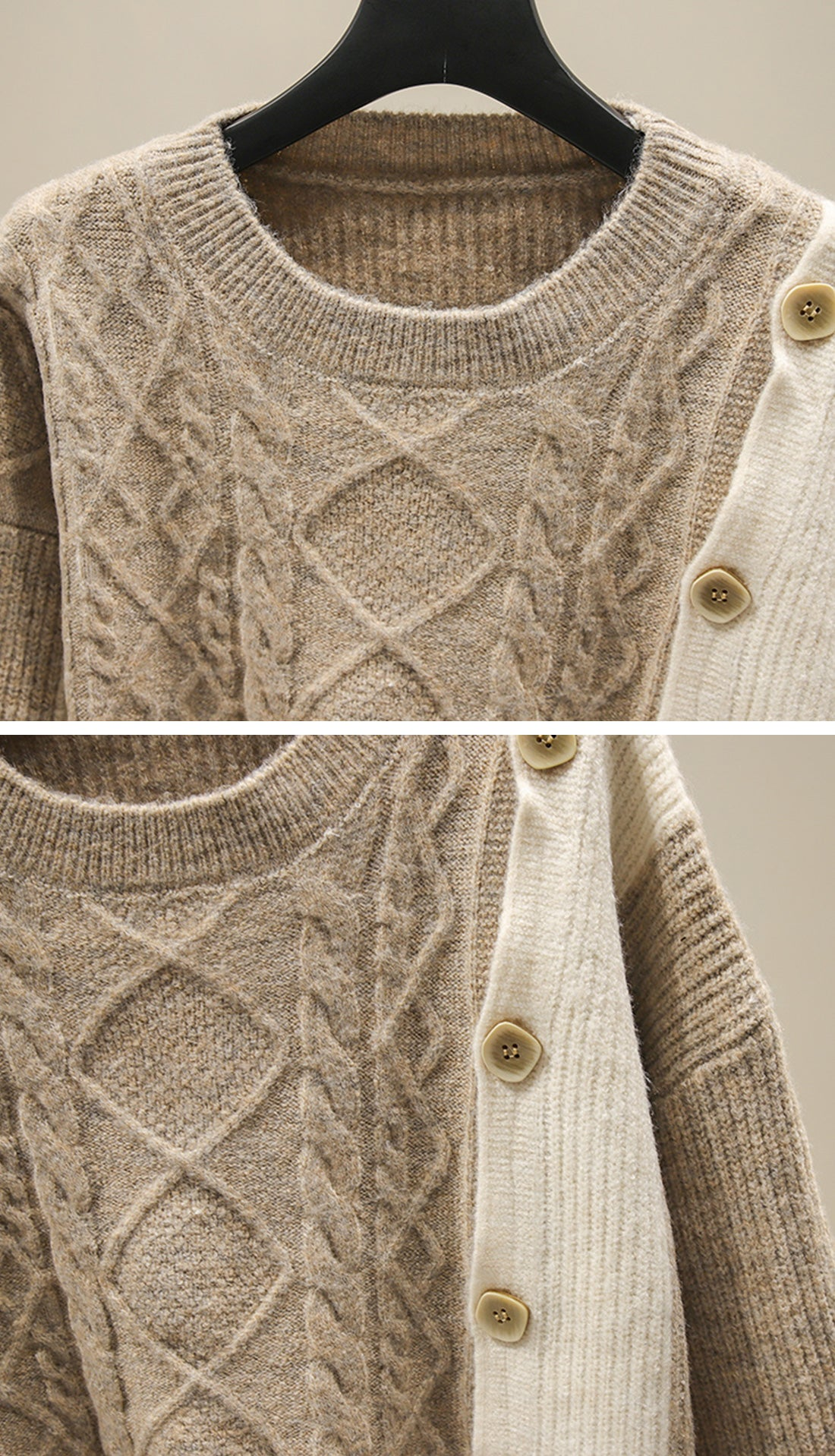 Morning Air Sweaters Details 1