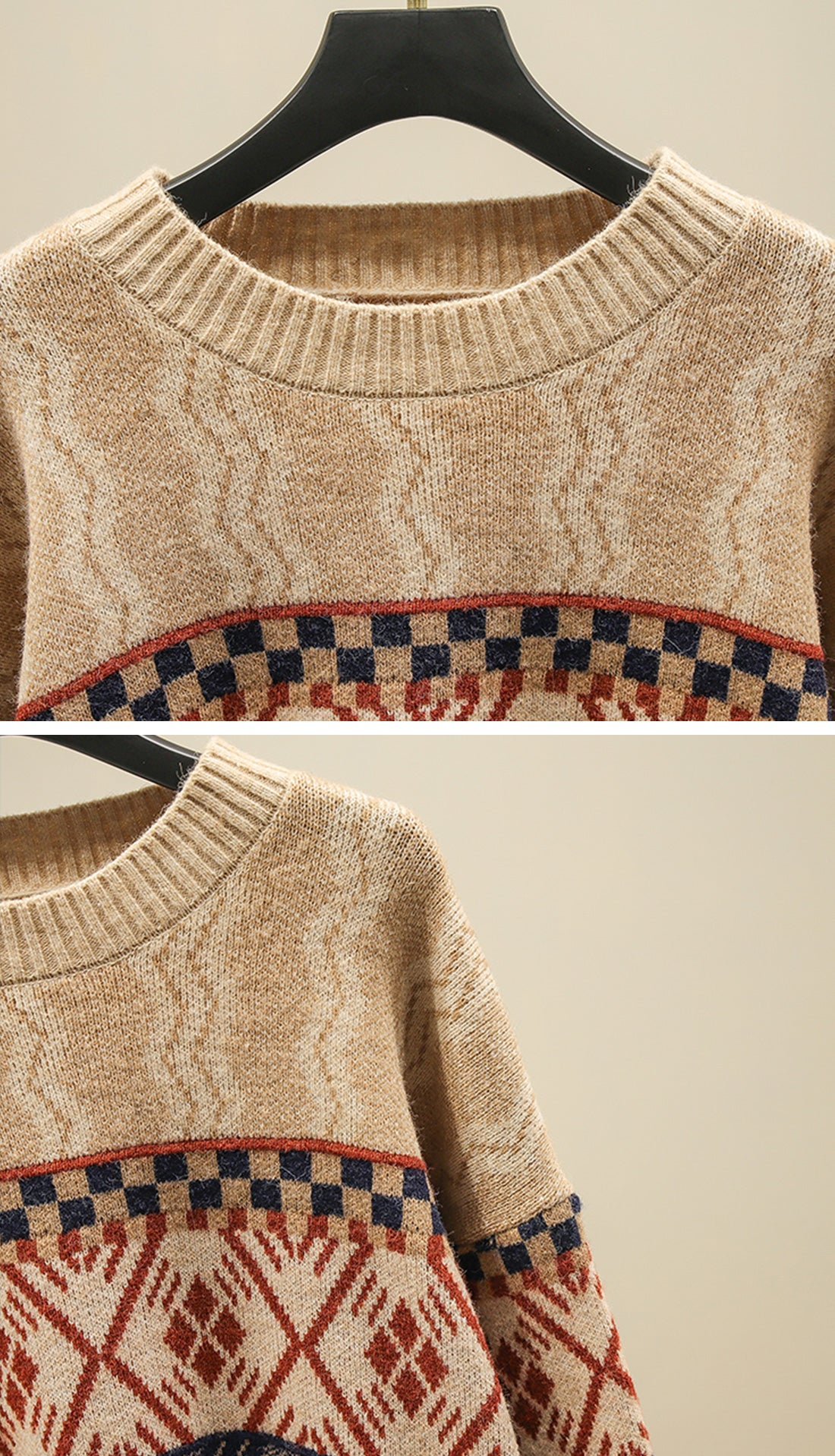 On The Prowl Sweaters Details 1