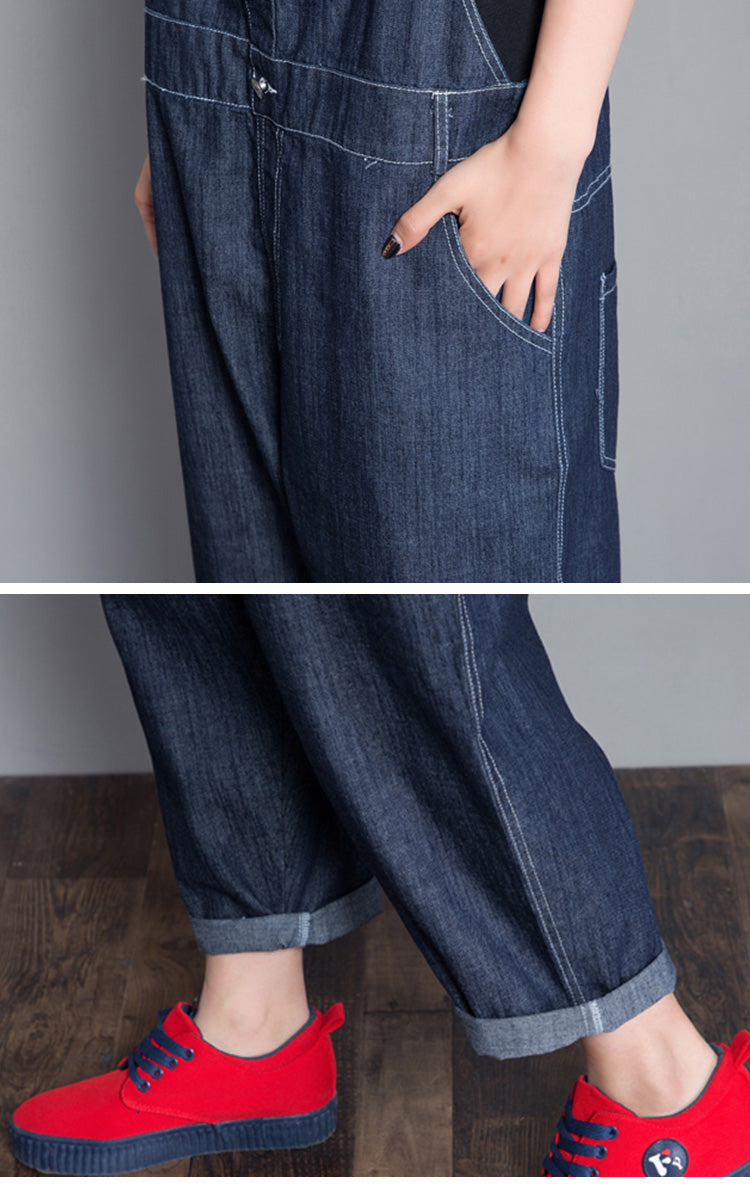 Informed Denim Overalls Dungaree Details 2