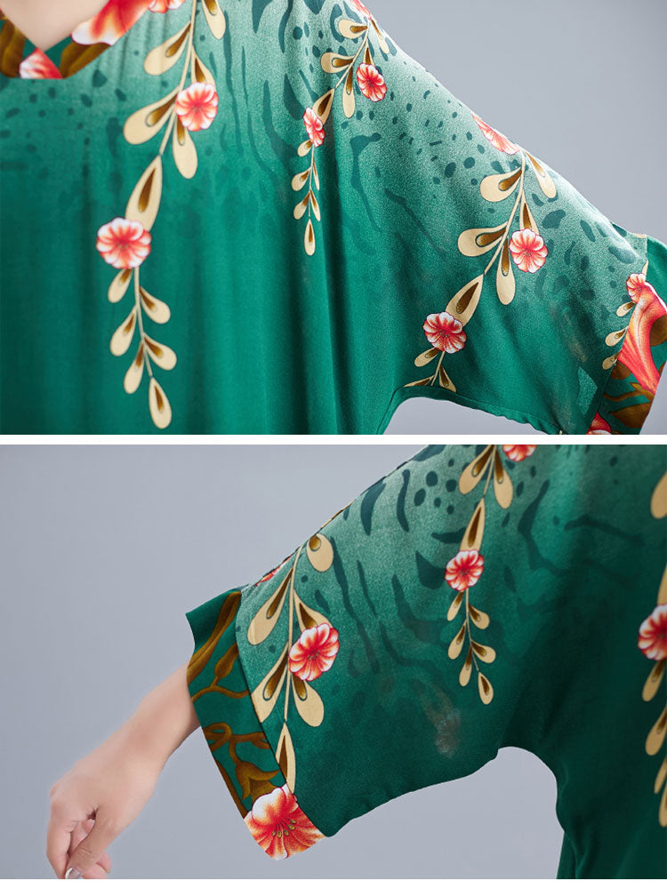 Ready to Bloom Maxi Dress Details 2