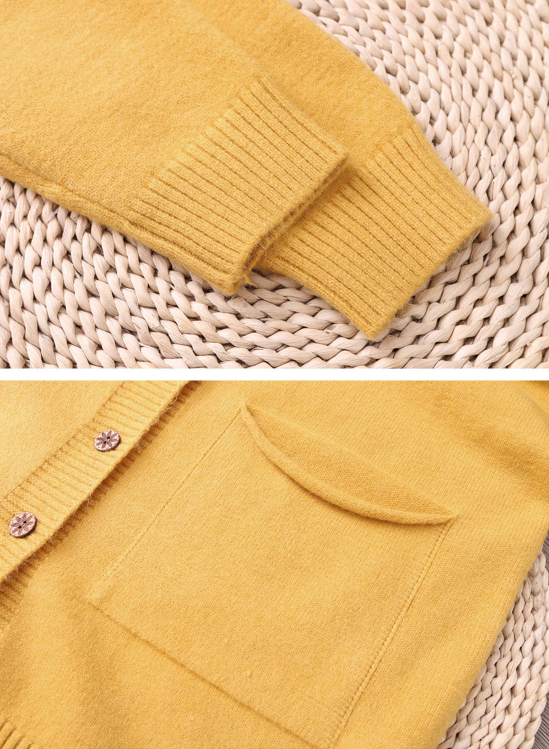 Fozy Little Thing Cardigan Sweater Details 2