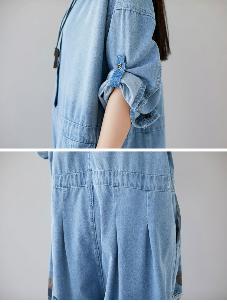 Neat and Friday Overalls Jumpsuit Details 2