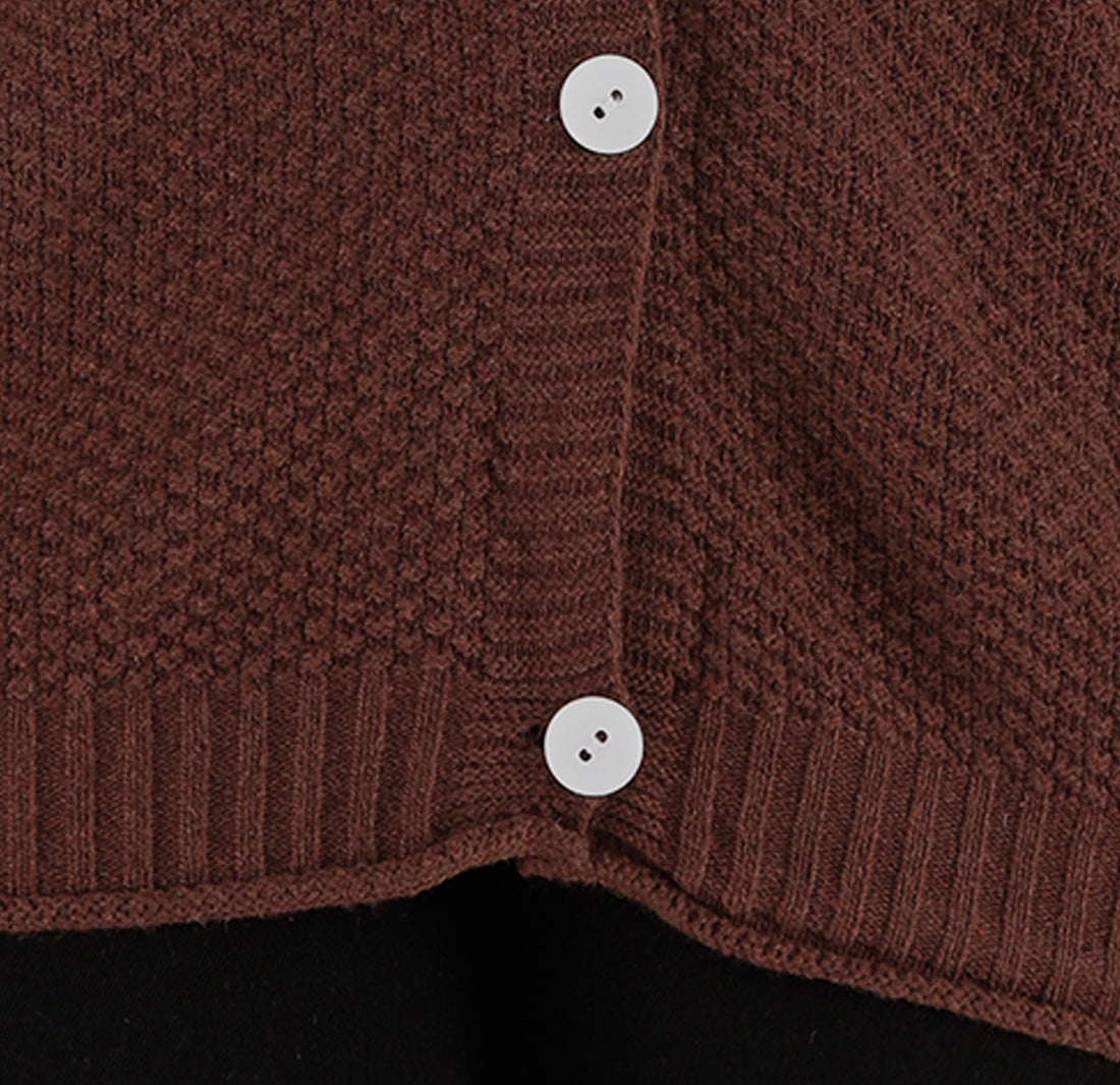 The Elsa Cardigan Sweater Details 3