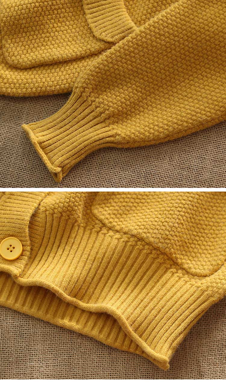 Thread Ahead Cardigan Sweater Details 3