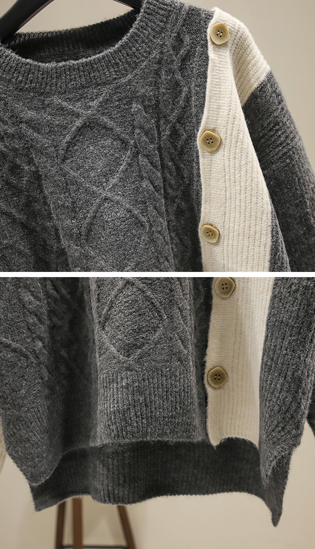 Morning Air Sweaters Details 3