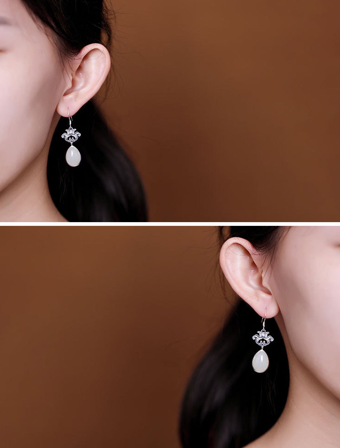 The Finishing Touch Drop Earrings Details 3