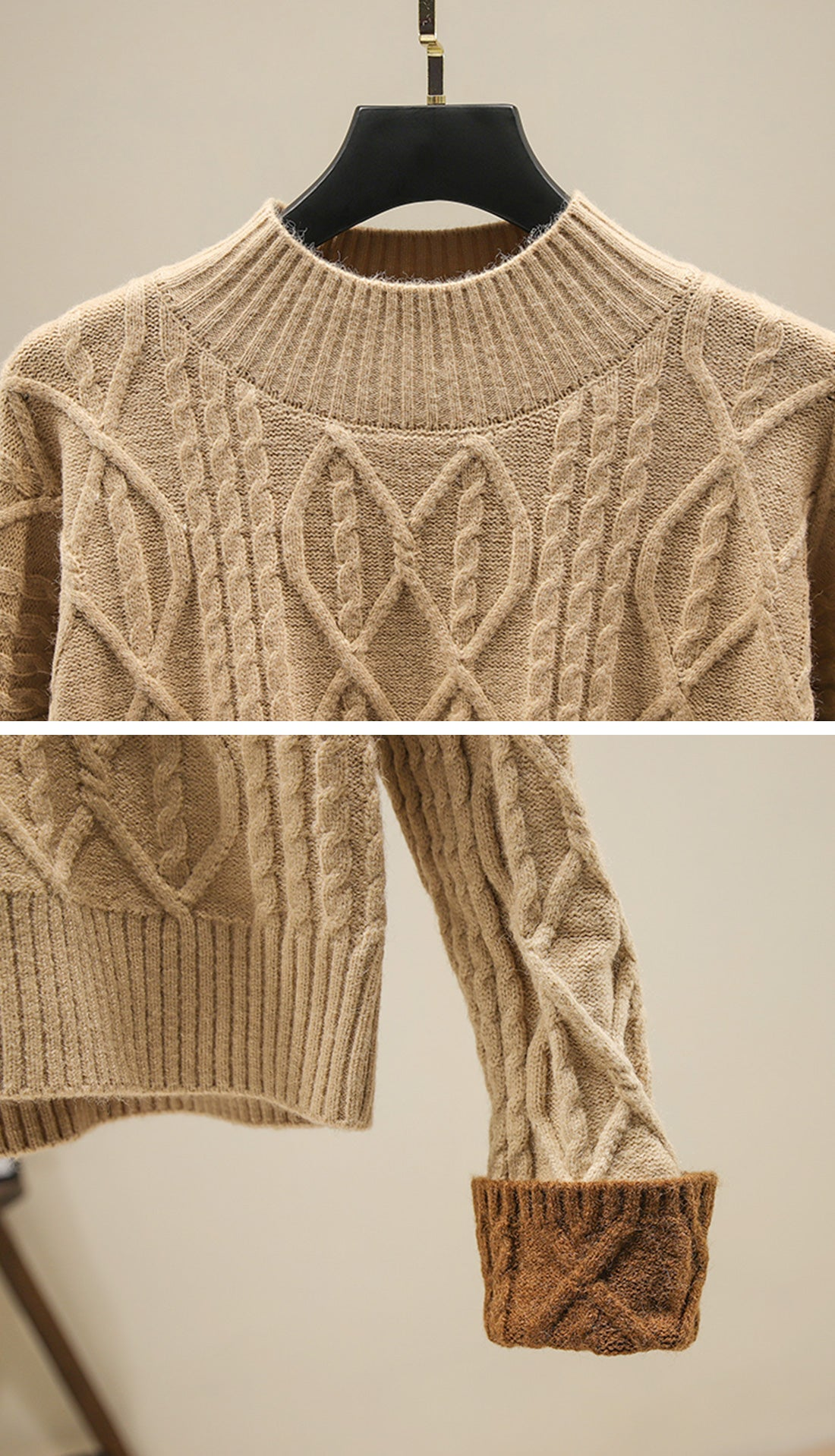 Drummer Knit Sweaters Details 4